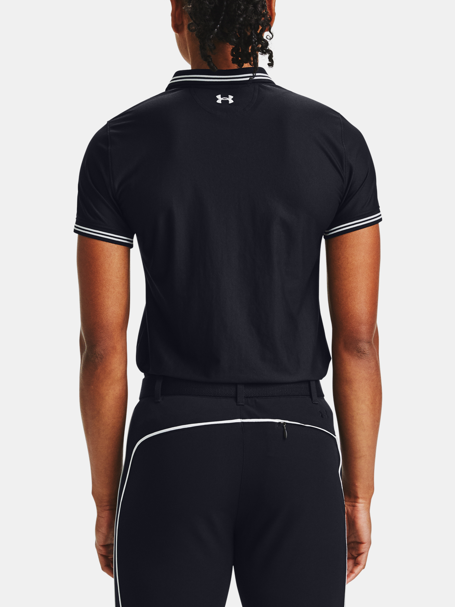 Majica Under Armour Zinger Pique Polo-BLK